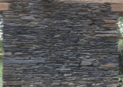 sablage murs à pierre vues Maine et Loire